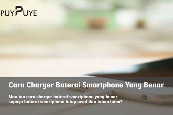 Charger Baterai Smartphone