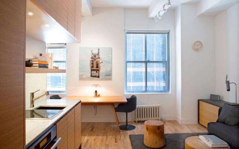 Desain Interior Apartment Simpel