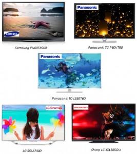 Merk LED TV Terbaik Dengan Layar Raksasa