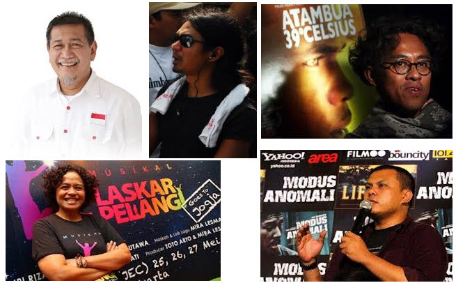 Nama Indonesian Film Producer Ternama