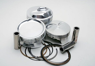 Jenis Piston Sepeda Motor