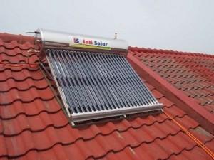 Menggunakan Solar Water Heater saat Musim Hujan