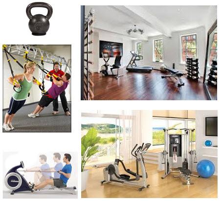 Alat Fitness yang Cocok untuk di Rumah