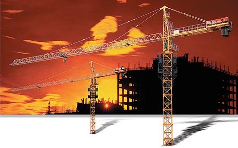Alat Berat Tower Crane