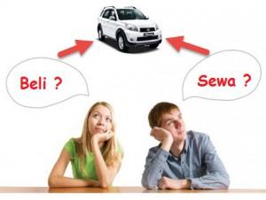 Beli Mobil atau Sewa di Rental Mobil Jakarta