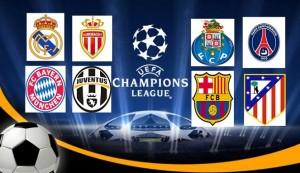 Finalis Babak Perempat Final Liga Champion 2014 - 2015