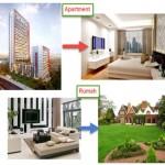 Apartemen & Rumah, Mana Yang Terbaik ?