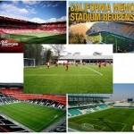 Daftar Nama Stadion Sepak Bola dengan Rumput Sintesis