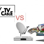 TV Kabel Atau Satelit, Pilihan Anda Apa ?