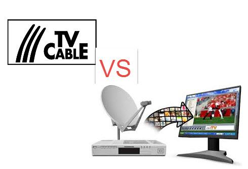 TV Kabel Atau Satelit, Pilihan Anda Apa