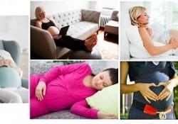 Cara Menjaga Kehamilan dengan Perhatikan Posisi Tubuh