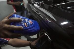 Menjaga Ketahanan Motor Matic dengan Pemakaian Oli Specialis Dingin