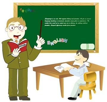 Guru Mengajar Belajar Bahasa Inggris