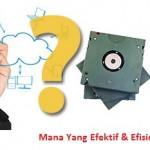 Cloud Versus Tape Backup, Mana Yang Lebih Efektif ?
