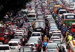 Jakarta Makin Macet