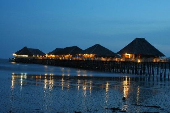Telunas Resorts, Pulau Sugi
