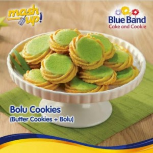 Resep Kue Bolu Cookies Ala Blueband