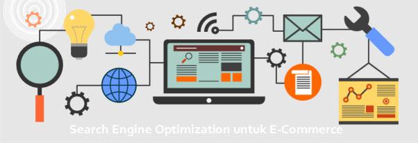 Search Engine Optimization untuk E-Commerce