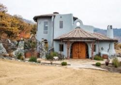 Rumah Unik Bernuansa Negeri Dongeng