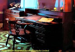 Ruang Kerja Charles Dickens