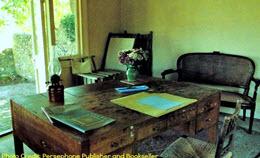 Ruang Kerja Virginia Woolf