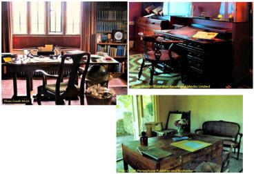 Yuk, Intip Ruang Kerja Penulis Ternama (Part 2)
