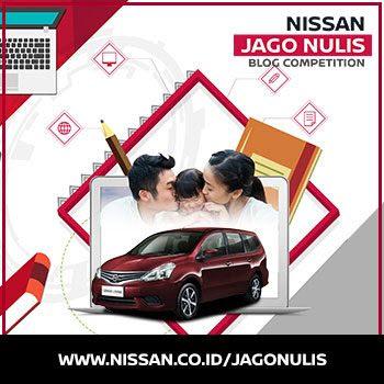 Banner Nissan SEO Blog Contest