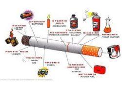 Kandungan dalam rokok yang berbahaya
