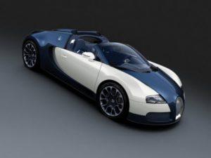 Bugatti Veyron Milik Cristiano Ronaldo
