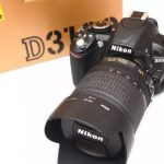 Harga Kamera Nikon D3100 Tahun 2016