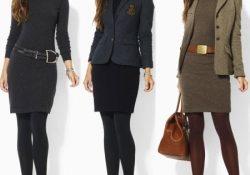 Wanita Karier Makin Menarik Jika Mengenakan Rok Saat ke Kantor