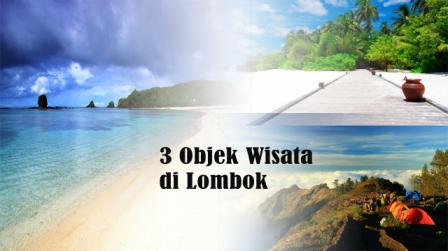 3 Objek Wisata di Lombok