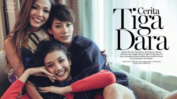 Film Drama Indonesia, Tiga Dara