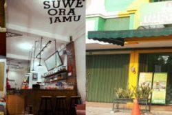 Kafe Jamu di Jakarta