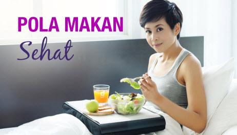 Tips Mengatur Pola Makan Sehat