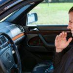 Beberapa Bau yang Muncul Pada Mobil