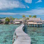 Indahnya Pulau Kadidiri di kota Makassar