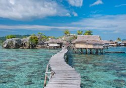 Pulau Kadidiri yang menawan