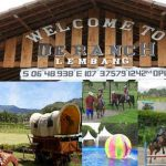 Nuansa Peternakan Kuda di De Ranch Bandung