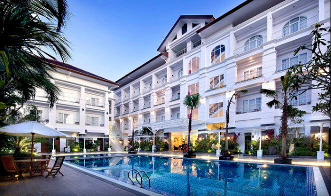 Greenhost Boutique Hotel Prawirotaman Yogyakarta