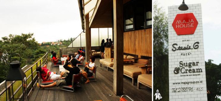 Maja House, Bandung