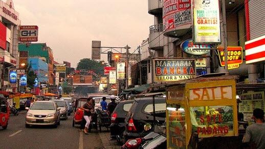 Jalan Sabang, Jakarta Pusat