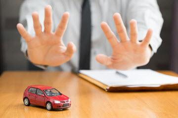Kredit Mobil ditolak