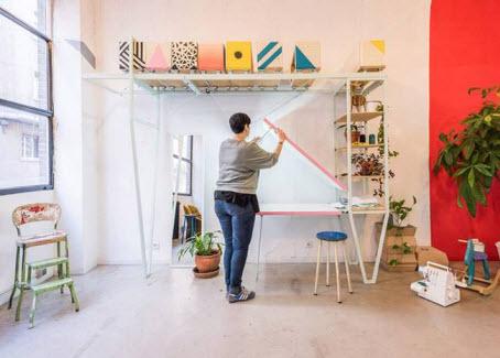 Membuat Meja Kantor Senyaman di Rumah