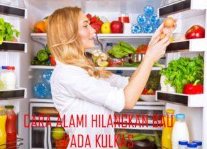 Tips Hilangkan Bau di Kulkas