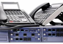 Hybrid Telepon PABX