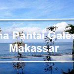 Indahnya Pesona Pantai Galesong di Makassar