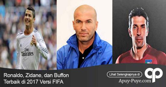FIFA Award 2017