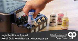 Tips Beli Printer Epson