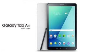 Samsung Galaxy Tab A & S Pen